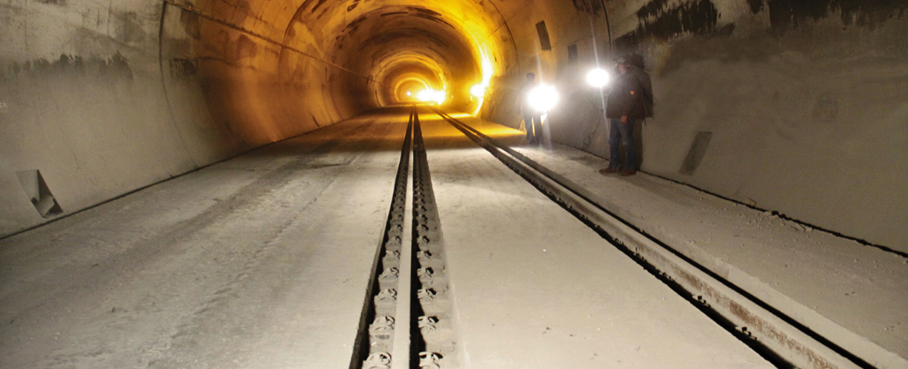 Manas Geo Tech Tunnel